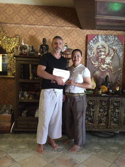 Tok Sen Schulungen in Thailand